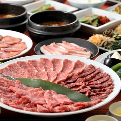 焼き肉チェーン店人気ランキング10!食べ放題も!おすすめのお店の特徴とメニュー紹介!