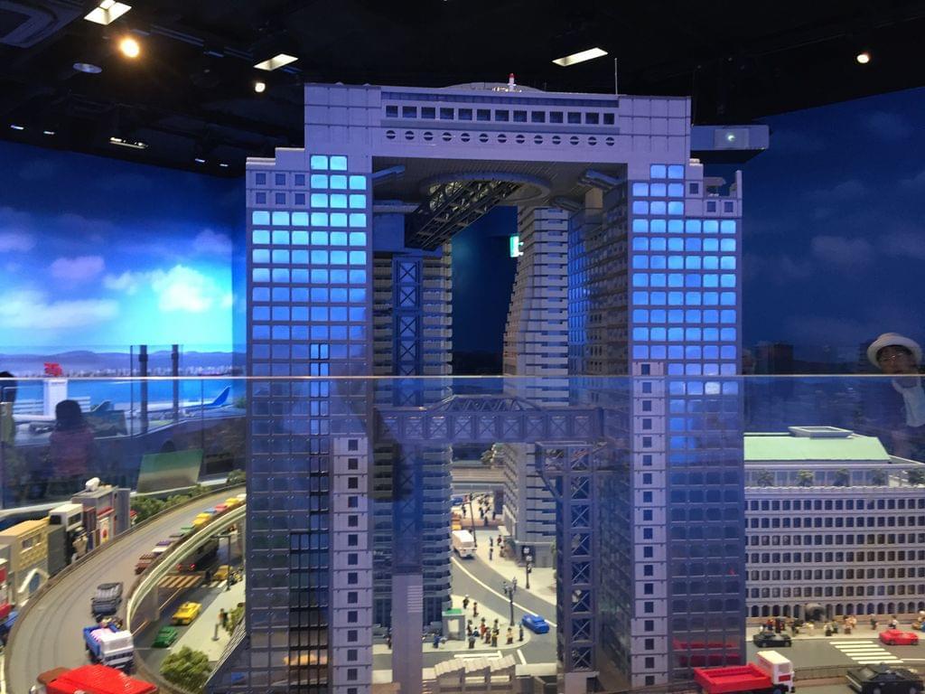 レゴランド®・ディスカバリー・センター大阪のアトラクションご紹介!周辺駐車場やホテル情報も!