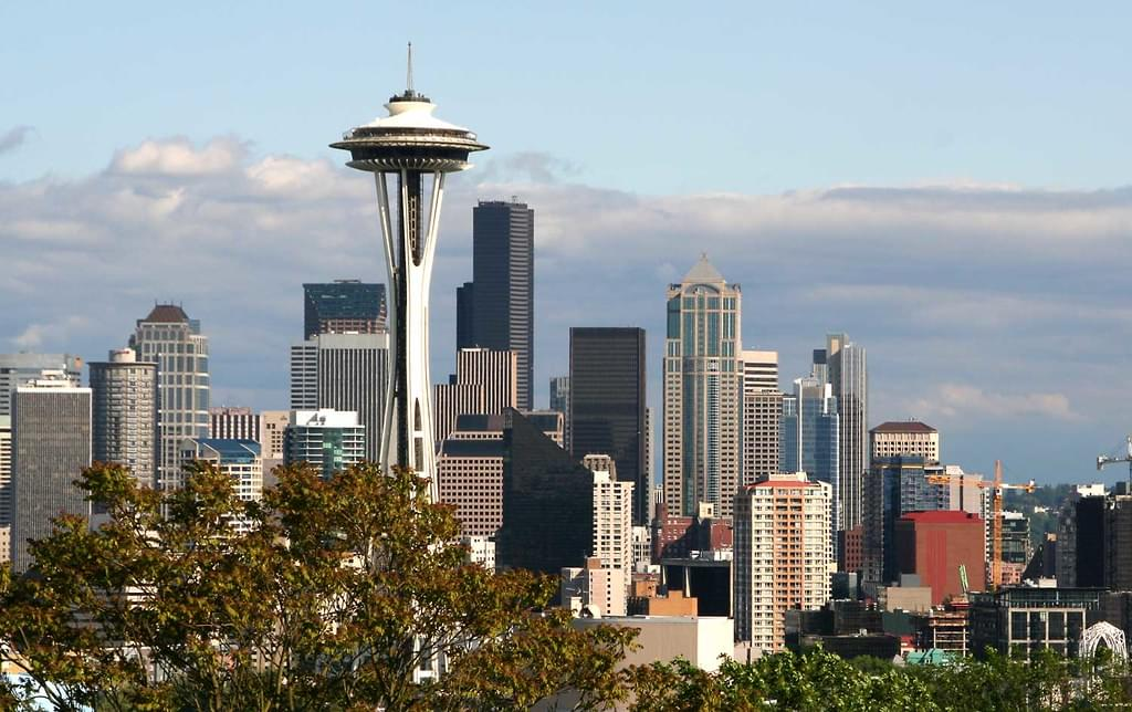 シアトル観光おすすめ13選!スタバ1号店からあの野球チーム本拠地まで人気の観光地ご紹介
