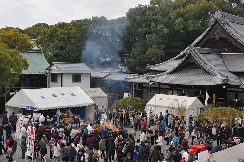 【2021年】岡山でおすすめの初詣スポットTOP17!人気の神社&穴場初詣デート先でご利益を!