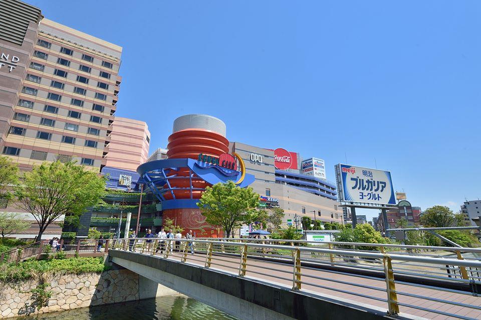 福岡天神のおすすめショッピングスポットTOP15!安い服をお得にゲットしよう