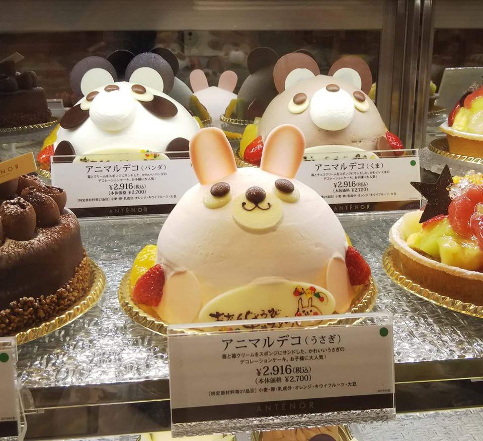 三宮で人気のケーキ屋さんTOP14!カフェや持ち帰りもおすすめ
