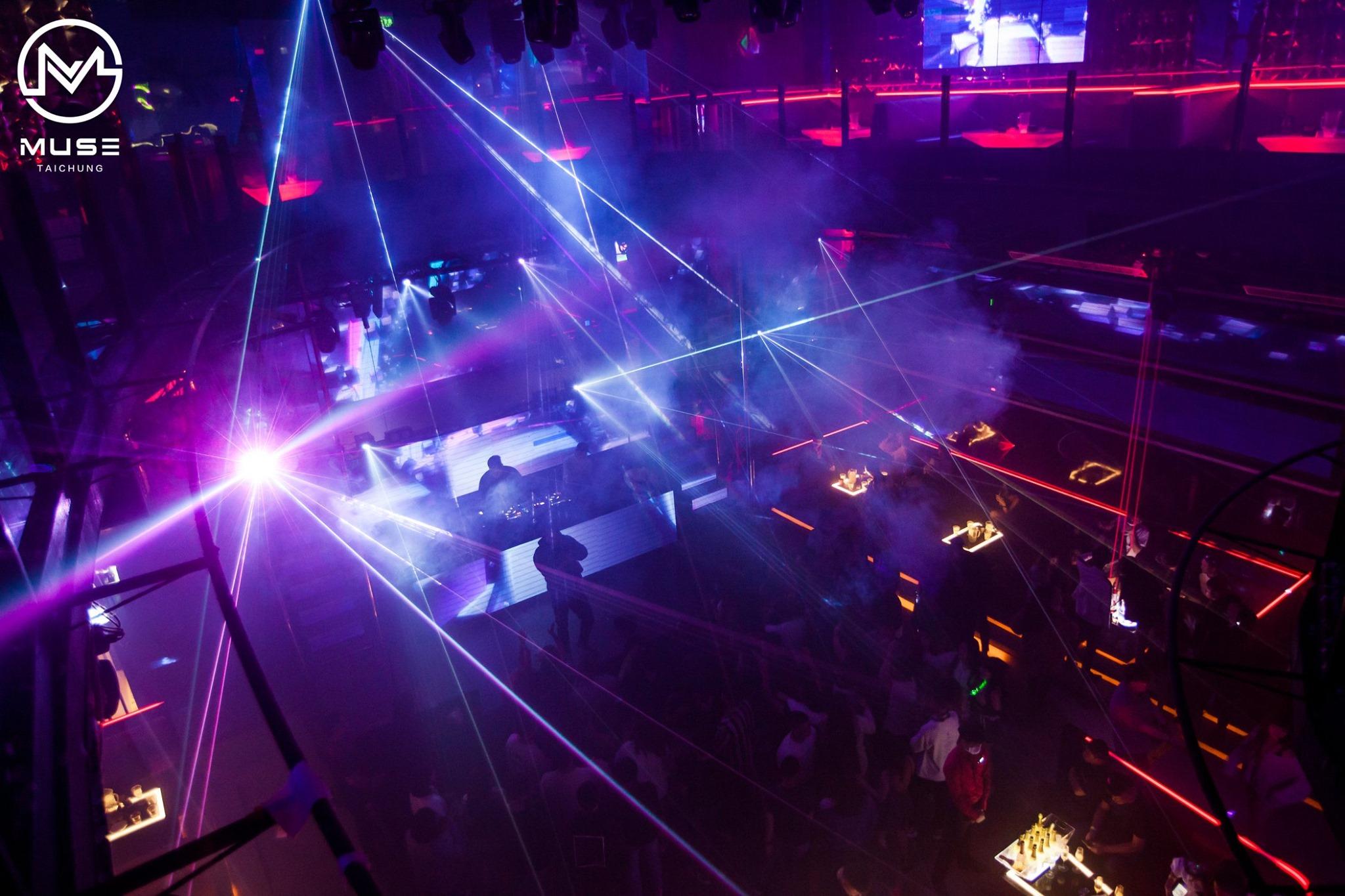 台湾のおすすめナイトクラブTOP10!台湾の夜の街に繰り出そう