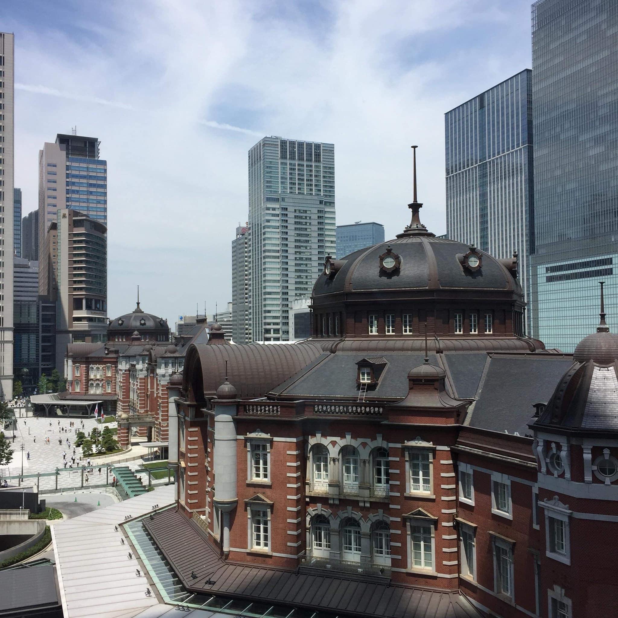 東京駅の喫煙所15選!改札内・駅構内・東京駅周辺に分けてご紹介します