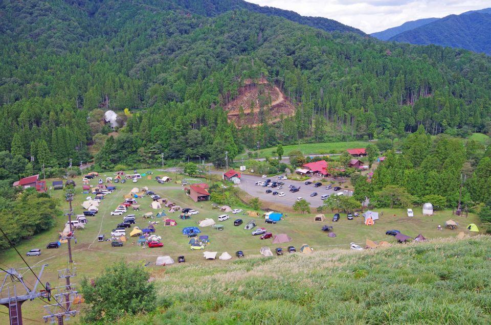 ソロキャンプに人気の関西のキャンプ場10選!ひとりで自然を満喫しよう