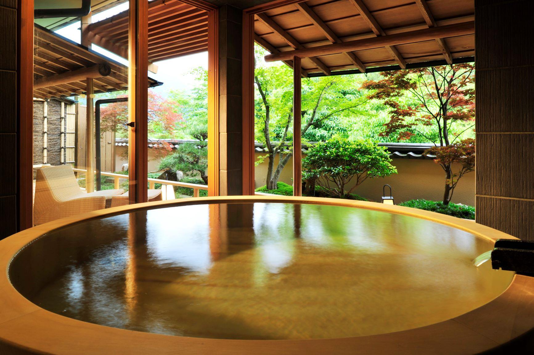 【2021年最新版】子連れ向け!箱根でおすすめの家族風呂・貸切風呂があるお宿10選!