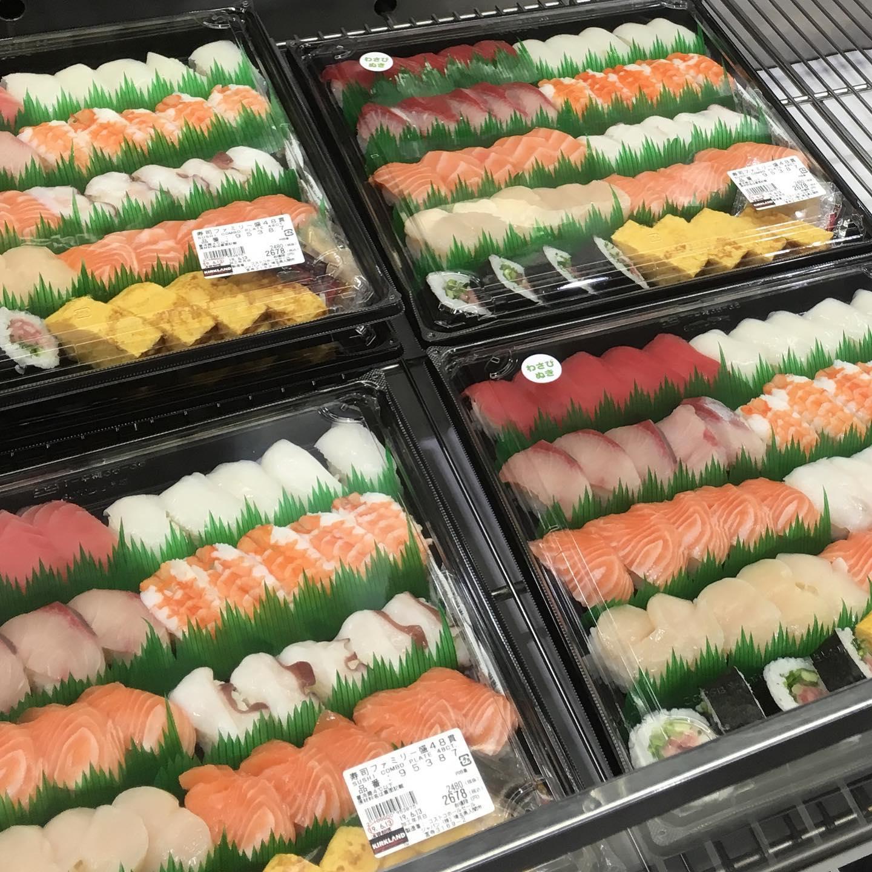 コストコで買える人気お寿司10選!お気に入りを見つけよう